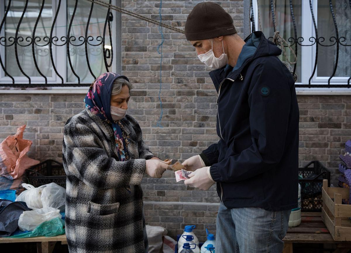 Turkish Economy Hits Grim Milestones That Show Pandemic Toll