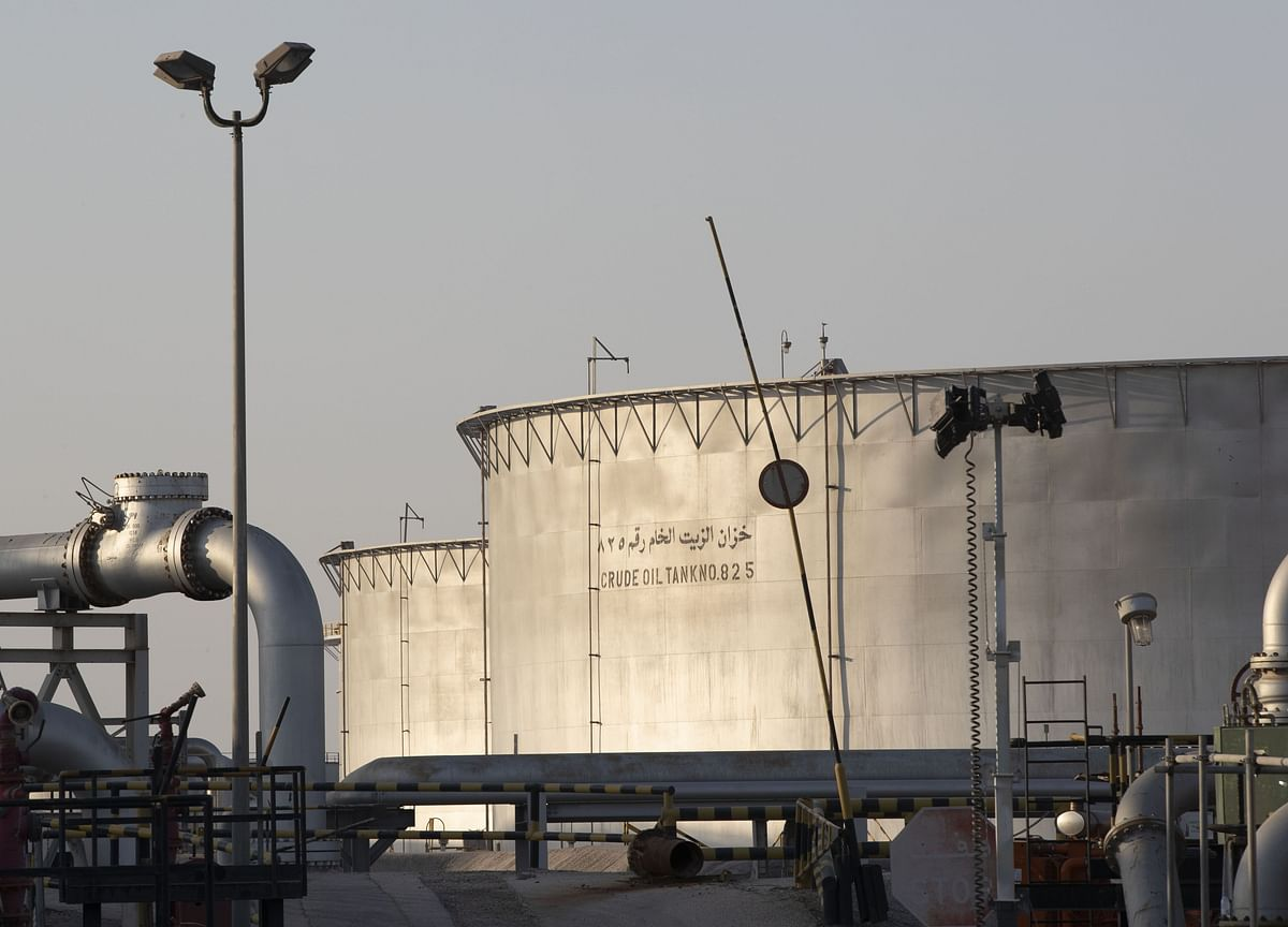 Saudis Cut Oil Output Again as Kingdom's Budget Reels From Crash