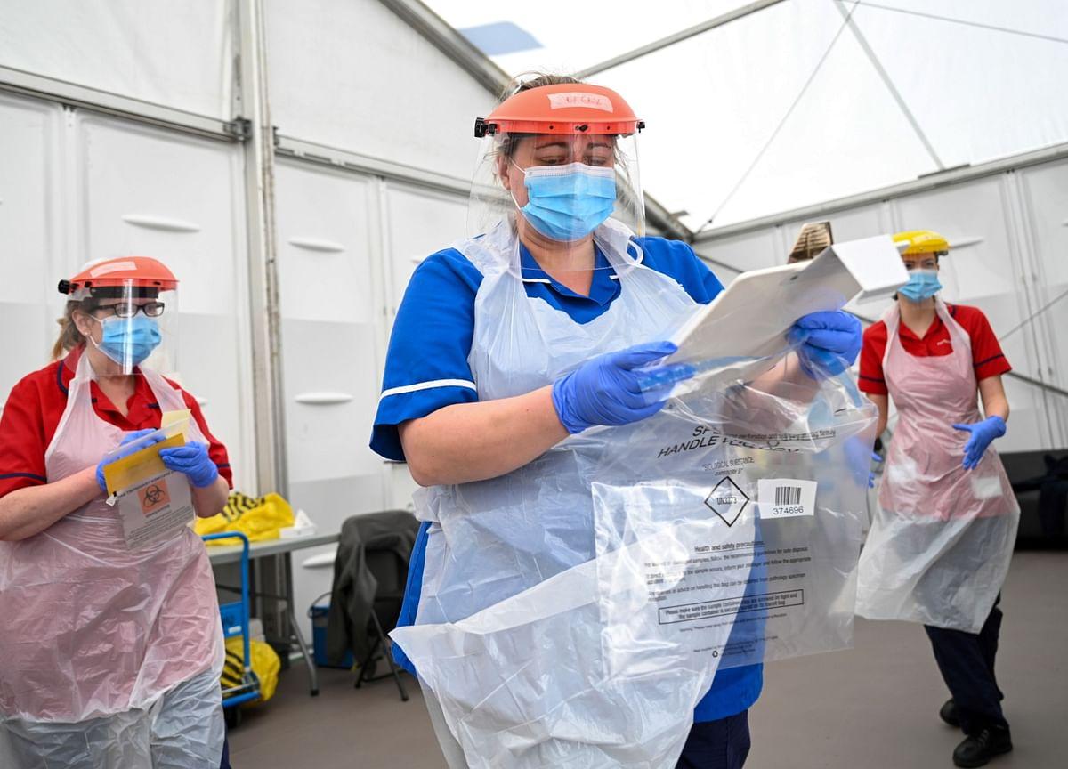 U.S. Infections Rise 1.3%; Trump Touts Testing: Virus Update