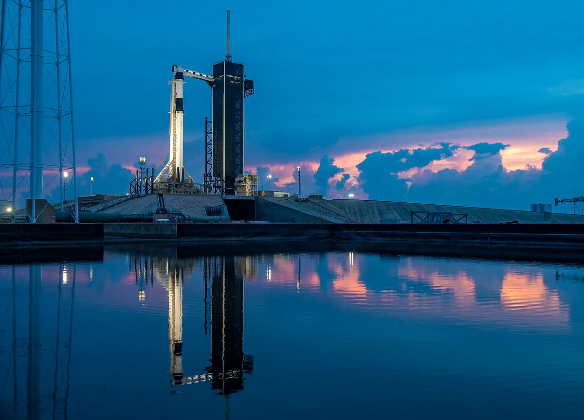 Watch Live: SpaceX And NASA Mission To Space Station