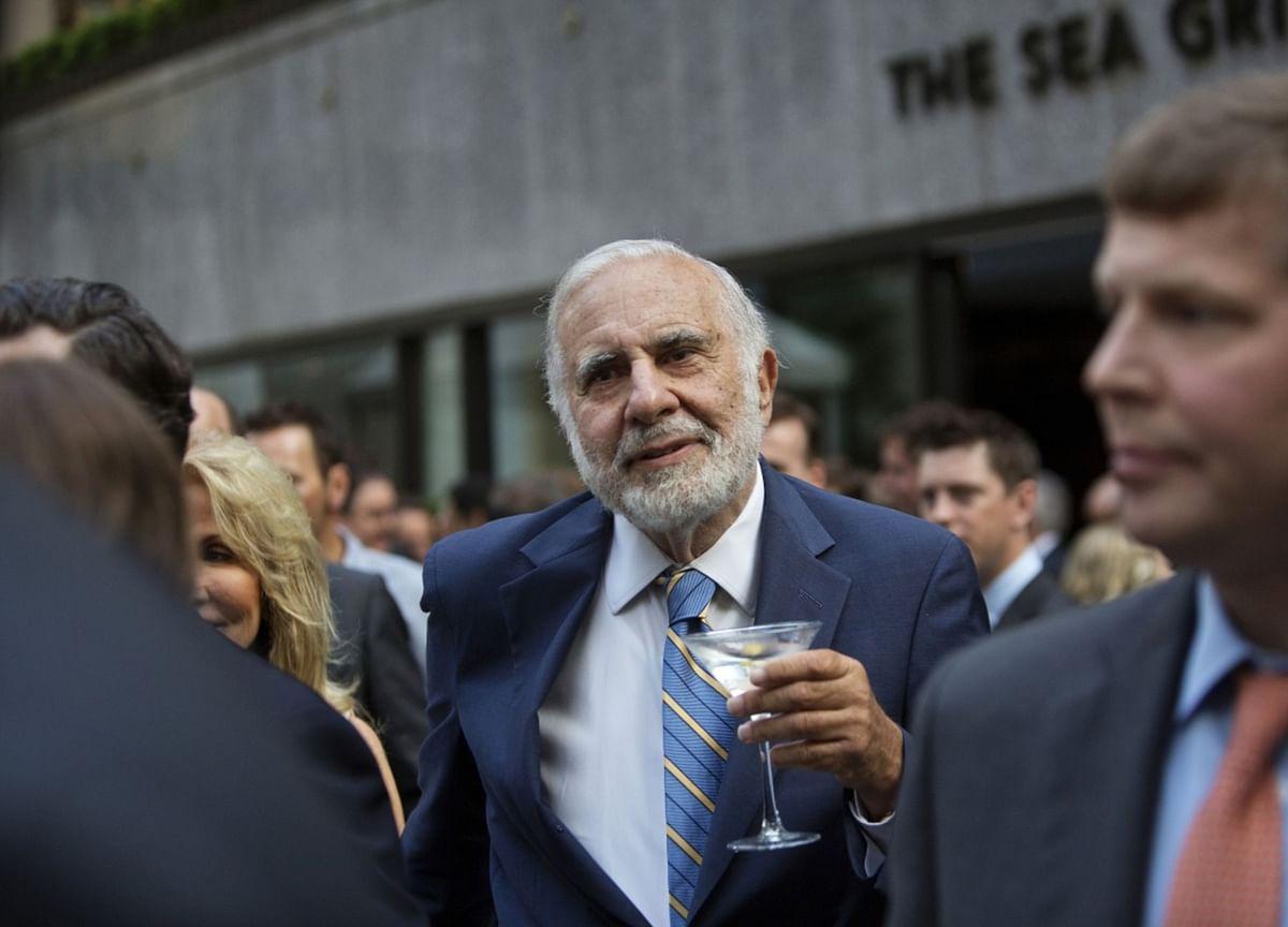 Carl Icahn Exits Bankrupt Hertz at Loss of Almost $1.6 Billion