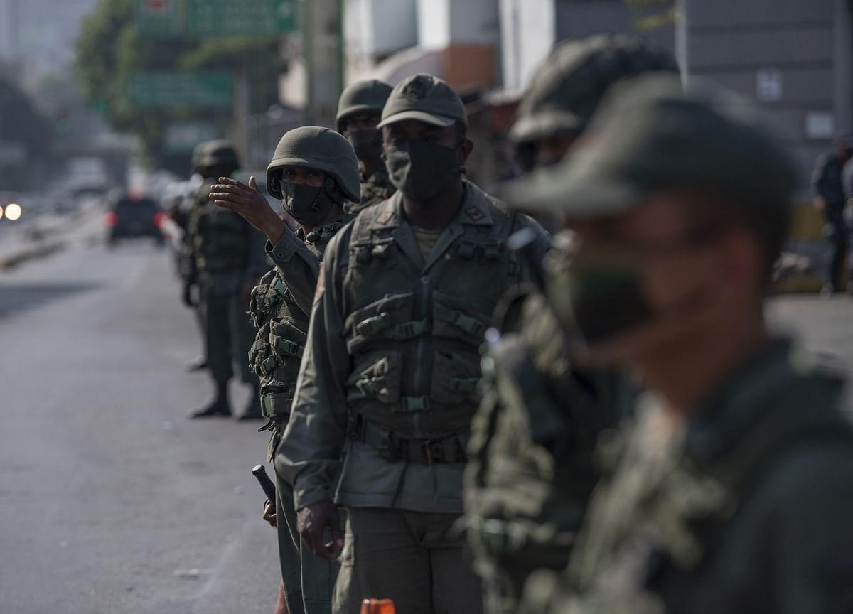 Venezuela Says 8 Killed After 'Mercenaries' Attacked Coast