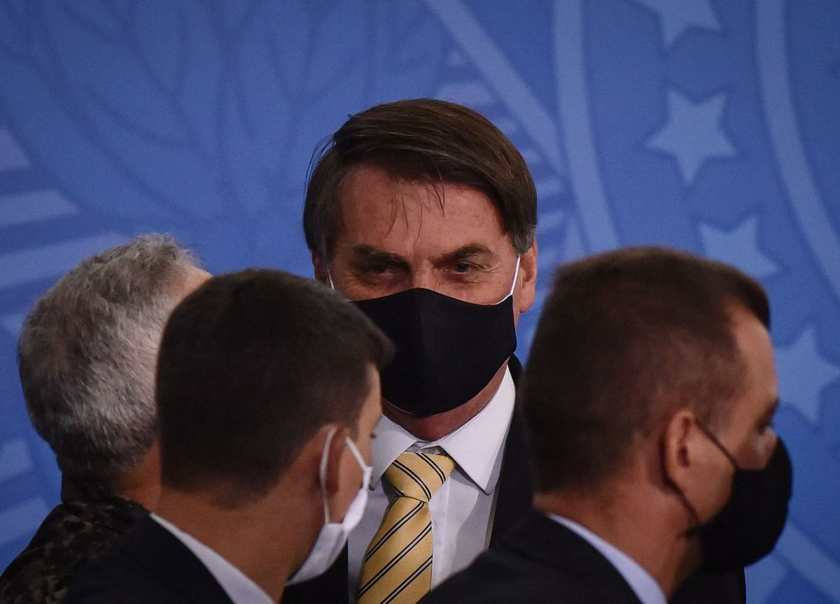 Bolsonaro Makes Deal With Governors as Virus Seizes Brazil