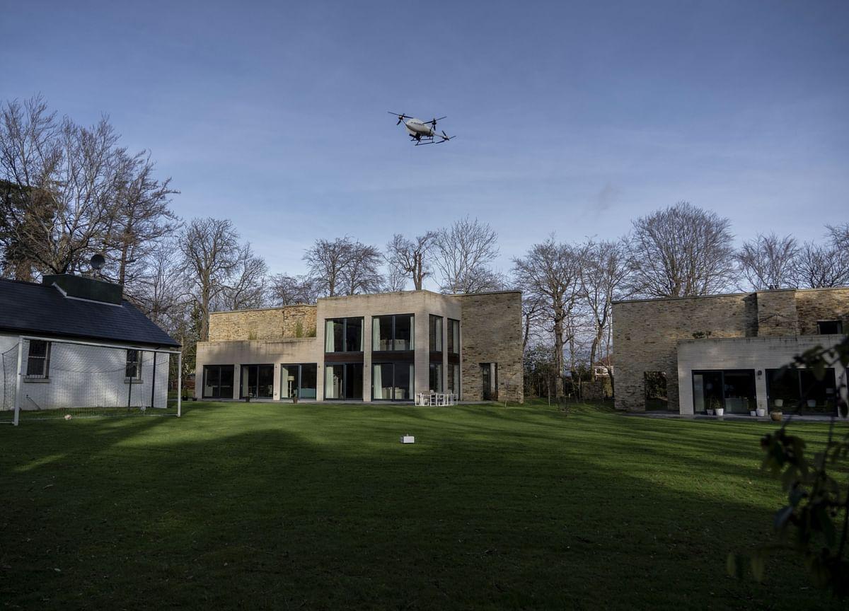 Zipline Medical Drones Begin Flying in the United States