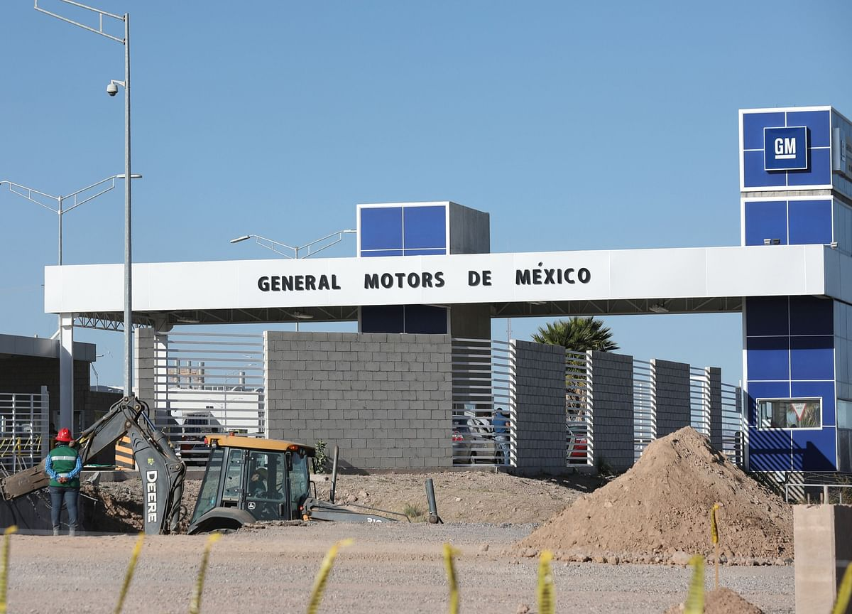 GM to Reopen Cash-Cow Mexican Pickup Plant as Soon as Next Week