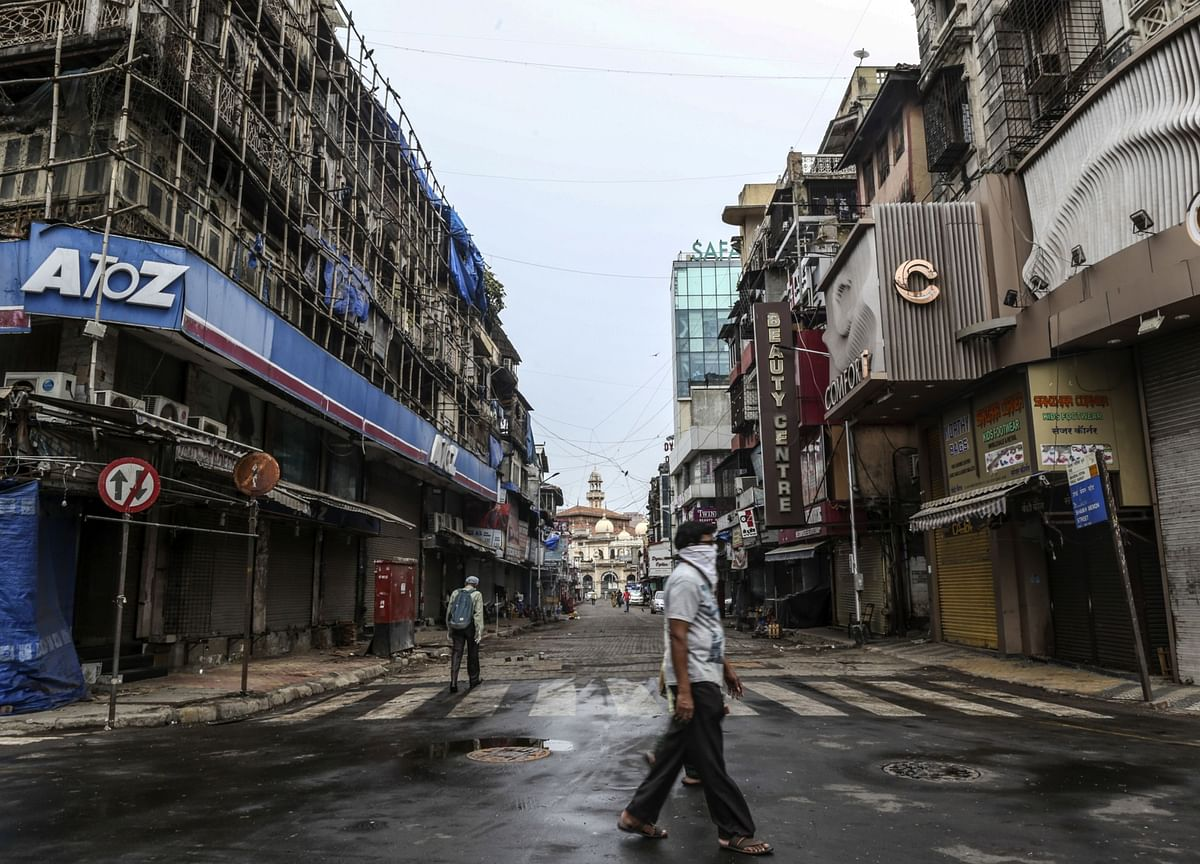 India Gets Biggest GDP Downgrade by IMF as Lockdown Hurts