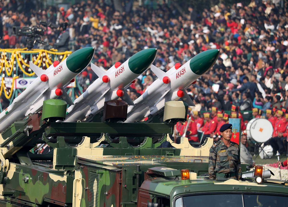 India and China Add to Nuclear Arsenals in 2020, Report Says