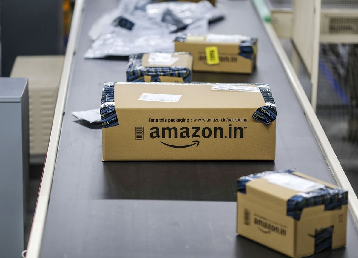 Amazon Will Show Made-in-China Labels for India as Tensions Rise