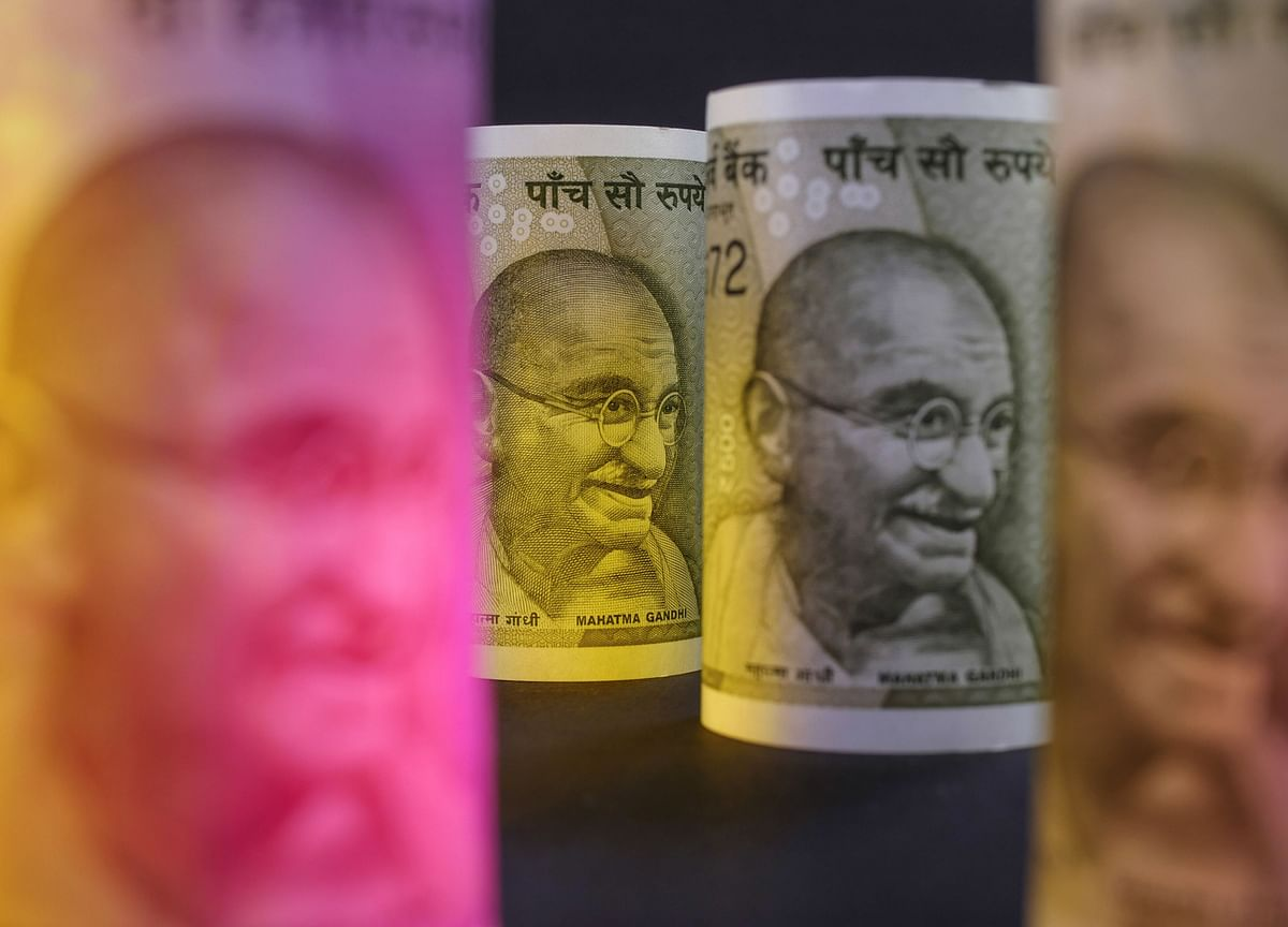 Rupee Spurts, Bond Yields Fall On RBI Intervention