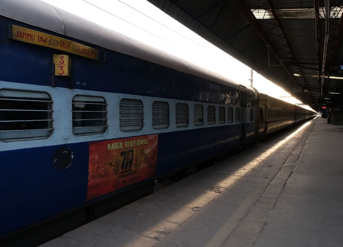 All Regular Train Services Cancelled Till Aug. 12: Railways