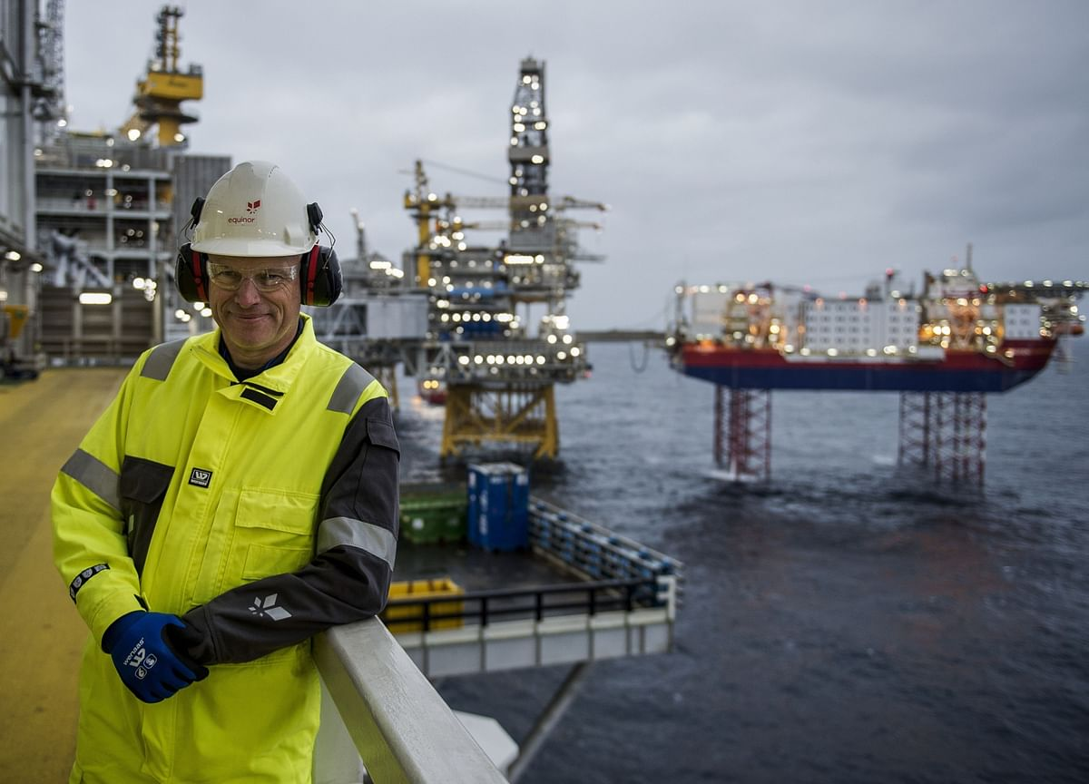 Oil Crisis Shows Richest Nordic Country Remains a Crude Addict