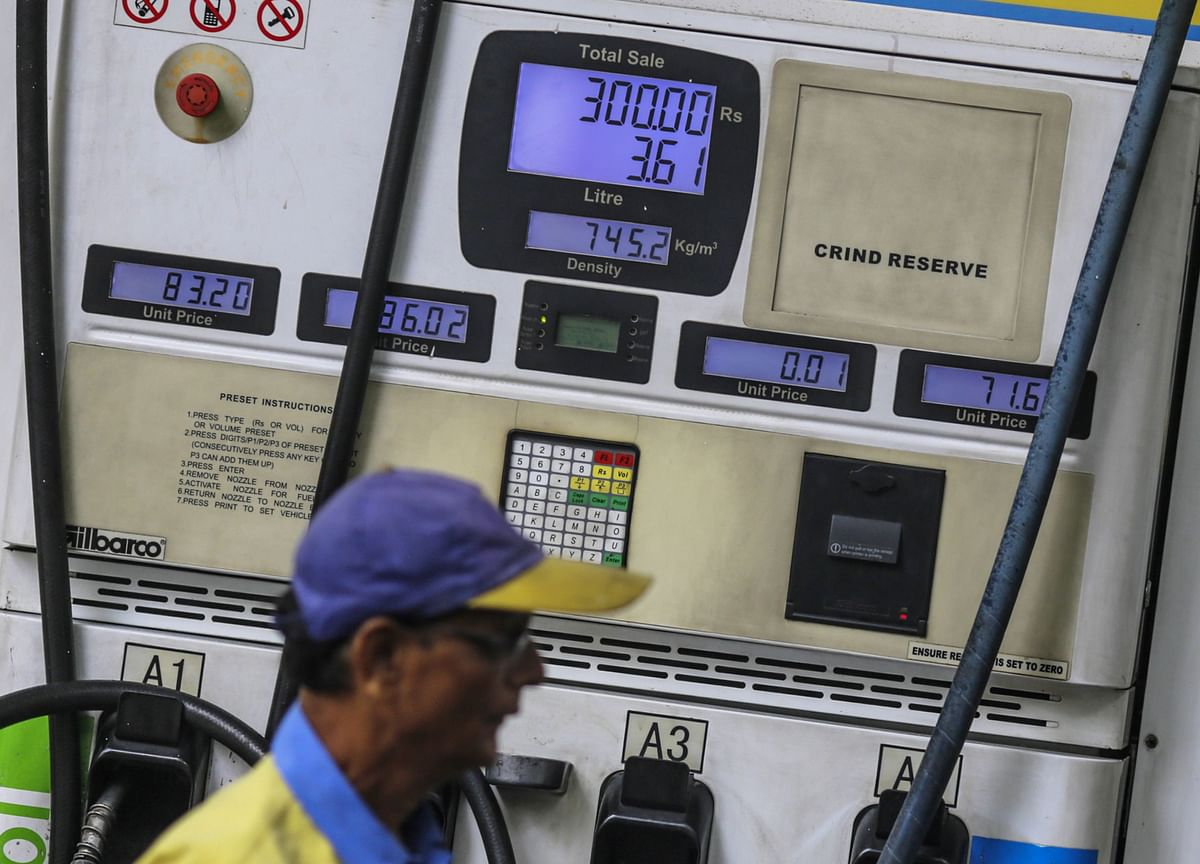 Petrol Price Hiked By 54 Paise Per Litre, Diesel By 58 Paise