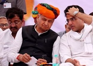 Rajasthan Congress Crisis: Gehlot Government Claims Support Of 109 MLAs