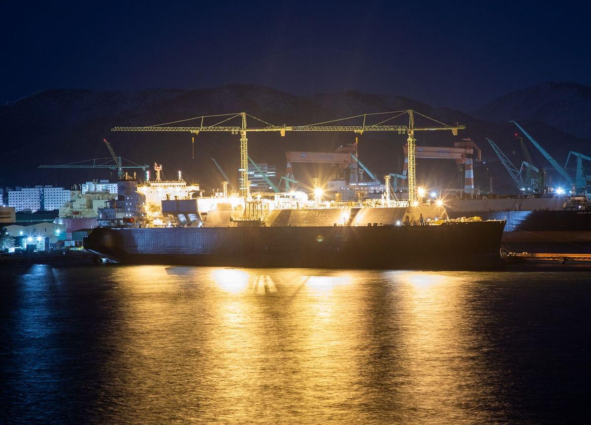 Samsung Heavy, Bloom Energy Partner to Develop Zero-Emissions Cargo Vessels