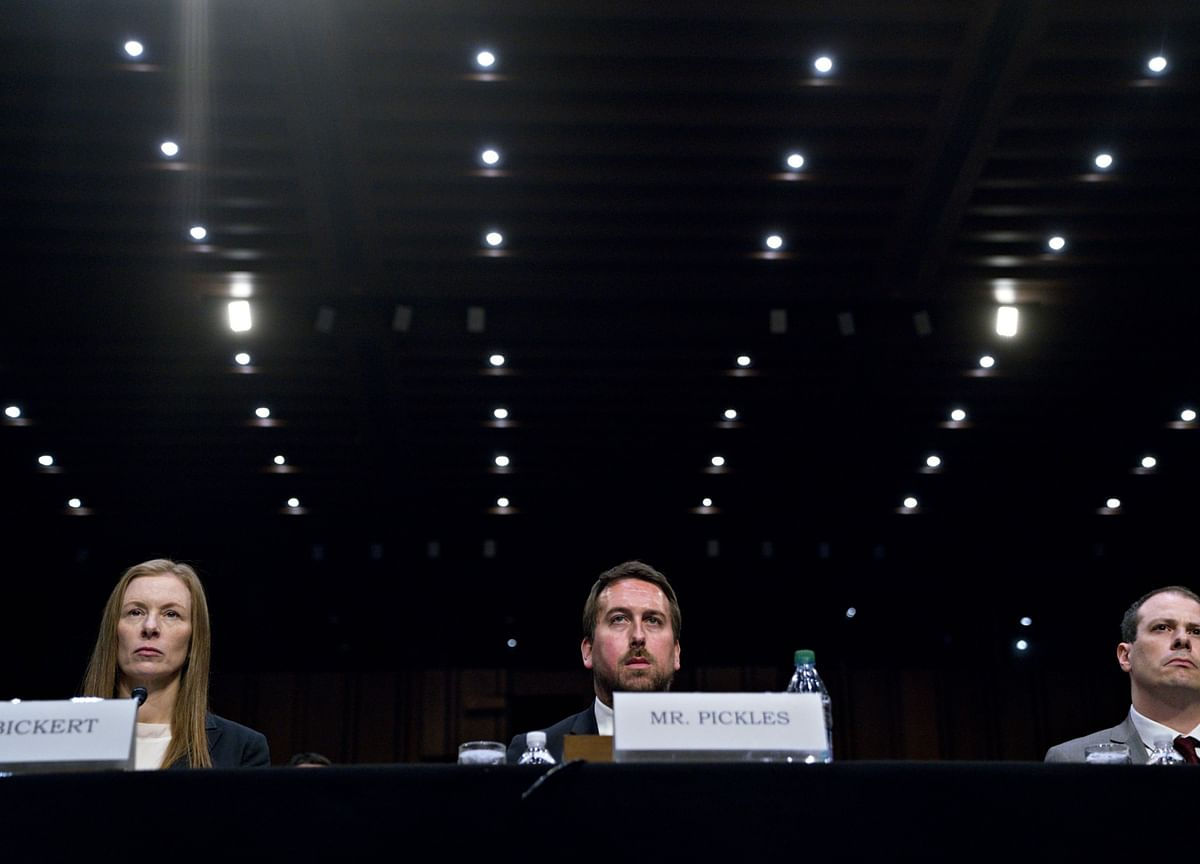 Google, Twitter, Facebook to Testify on Election Security