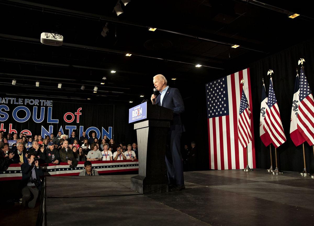 In Role Swap, Trump Runs as an Outsider, Biden Plays Incumbent