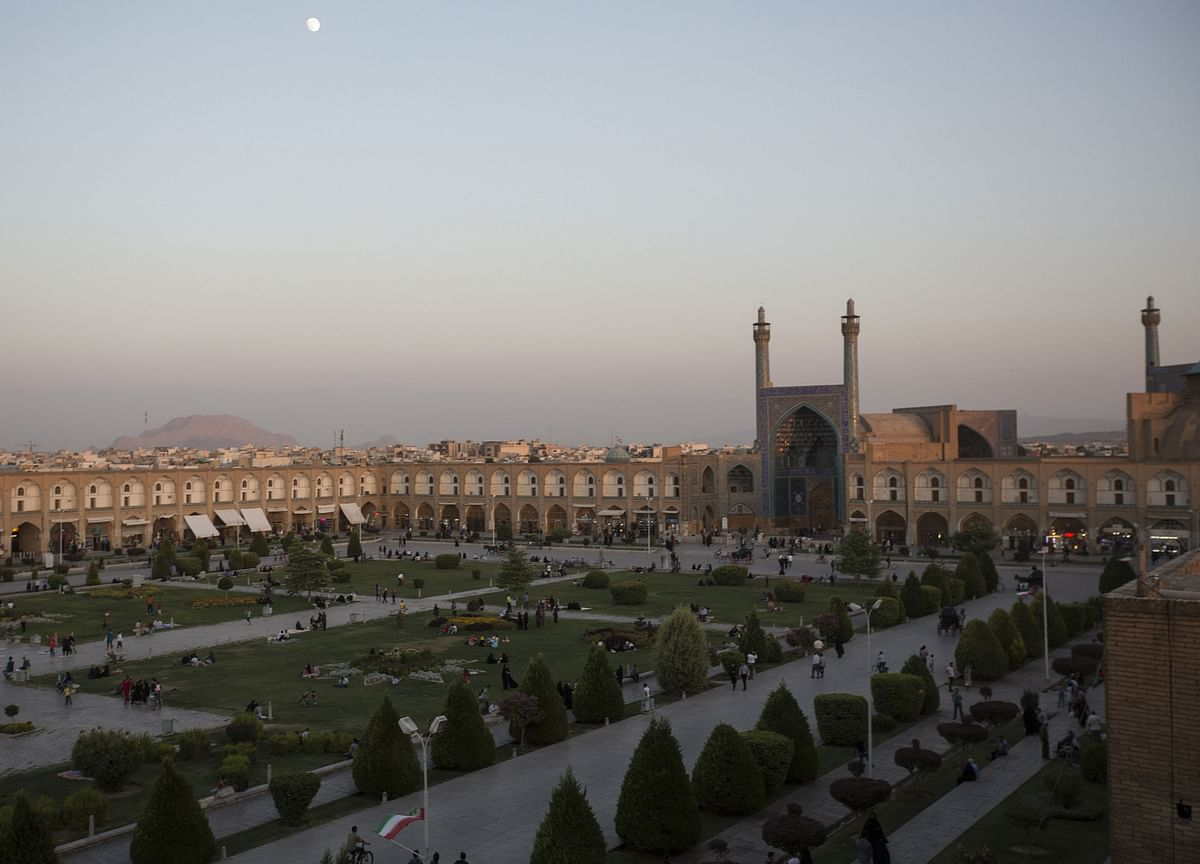 A Travel Writer Who's Seen It All Still Finds Surprise and Awe in Iran