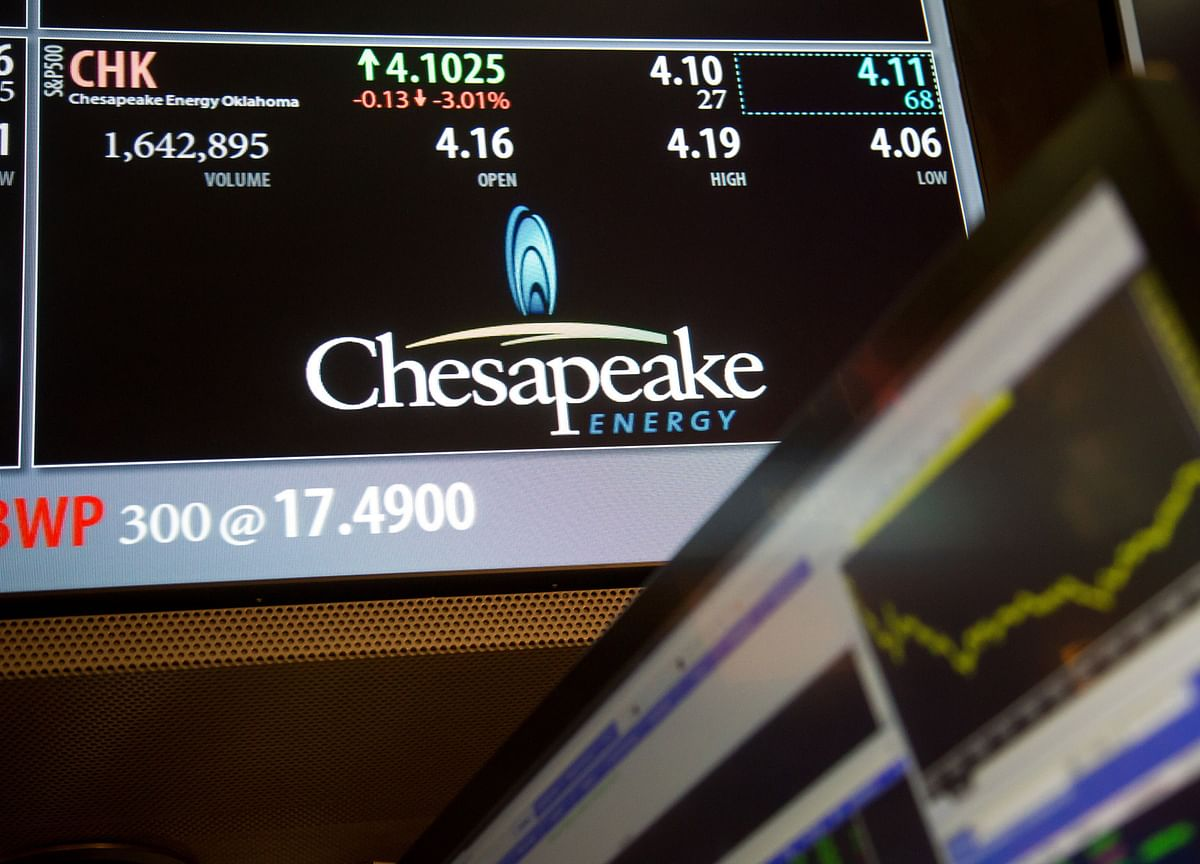 Chesapeake Pushed Into Bankruptcy by Plunging Energy Prices