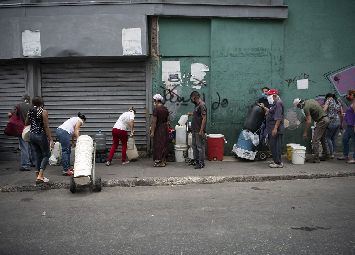 A Fifth of Food Output Is Wasted in Famine-Threatened Venezuela