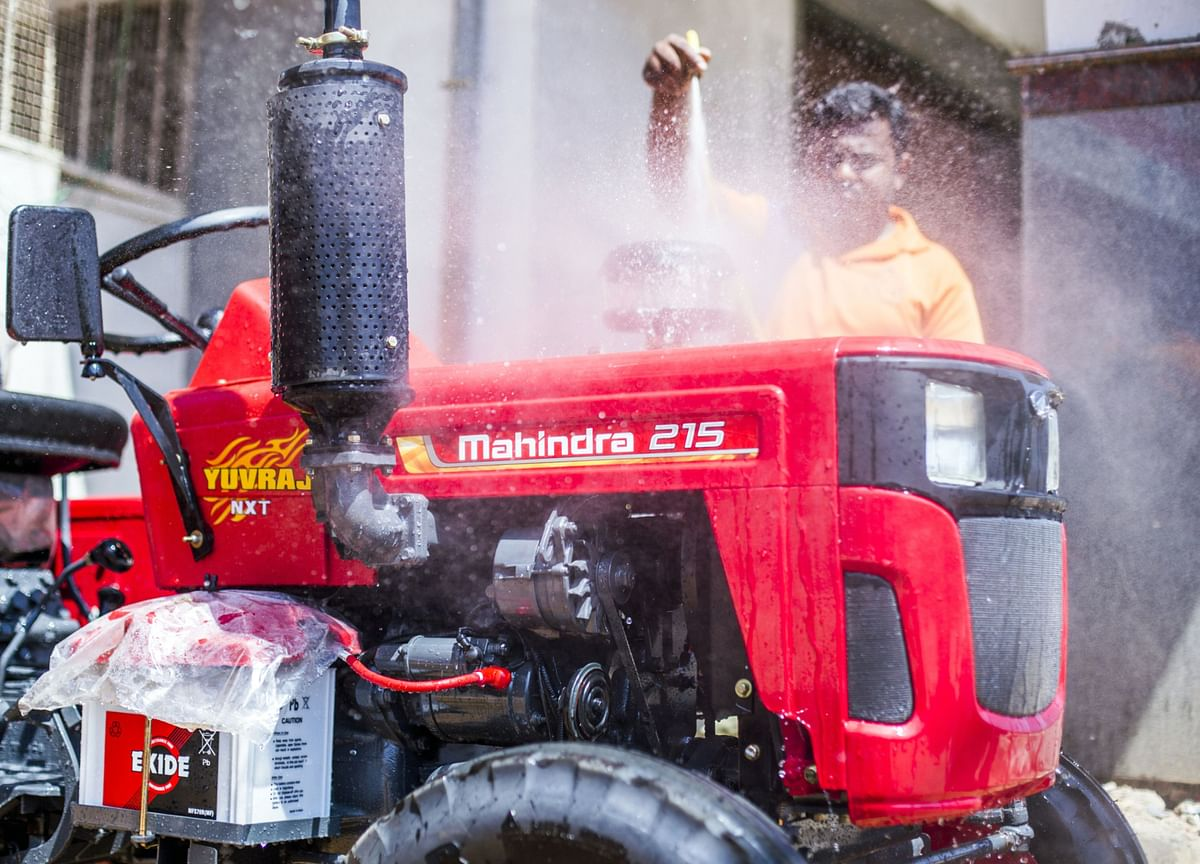 Motilal Oswal: M&M Q2 Review - Best-Ever Margins Led By Farm Equipment Sector; Exiting Aerospace