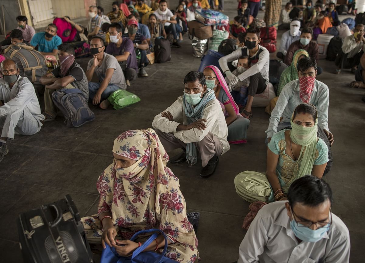 Pandemic Shows Need to Shift India's Focus to Poor, Report Says