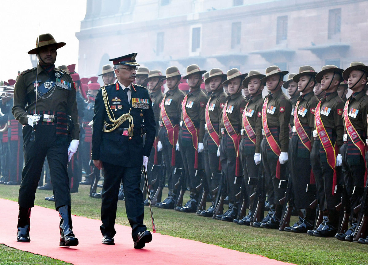 Situation On Borders With China Under Control, Says Indian Army Chief