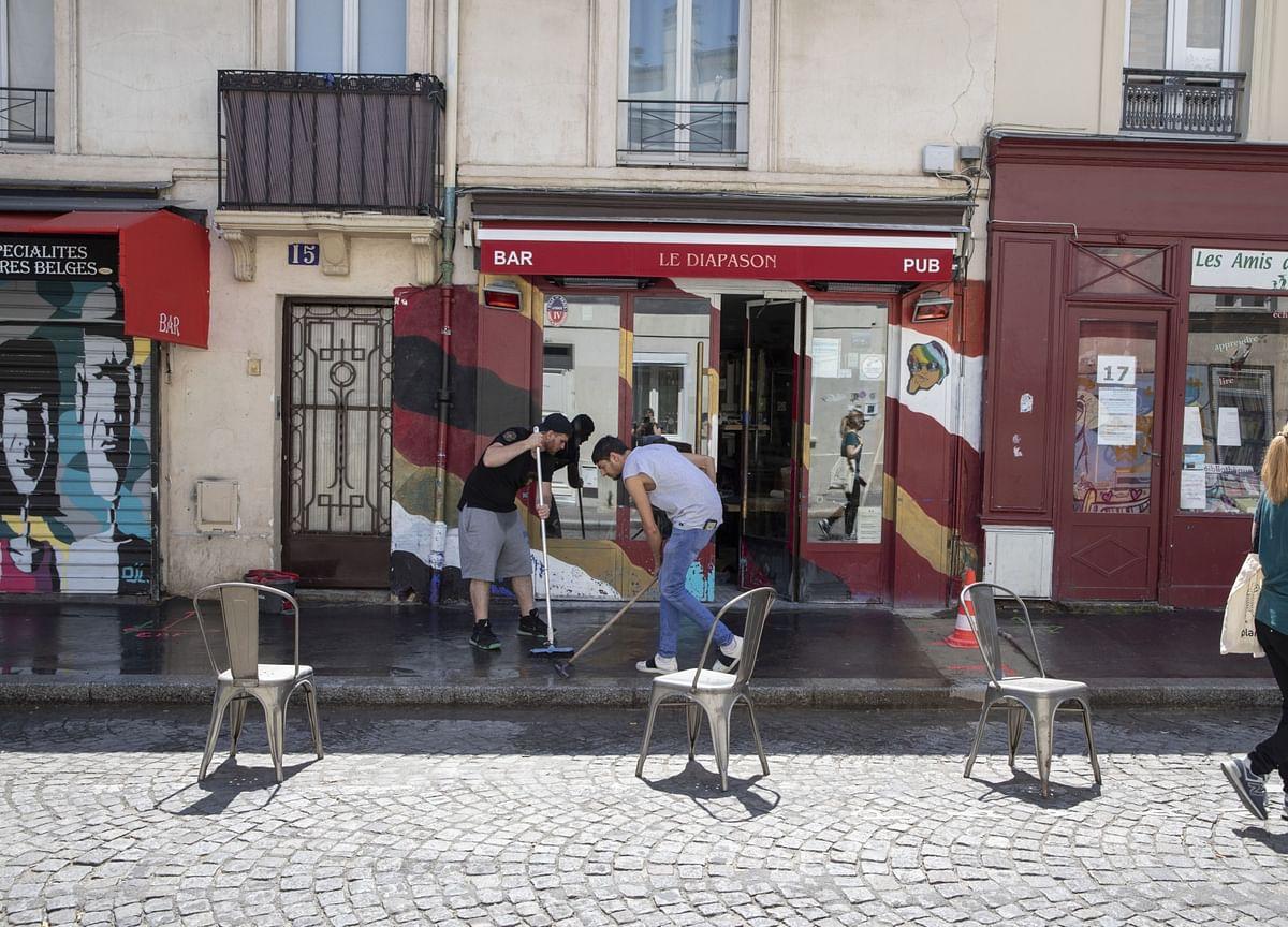 Europe's Virus Aid Stems Mass Jobs Destruction in Labor Shock