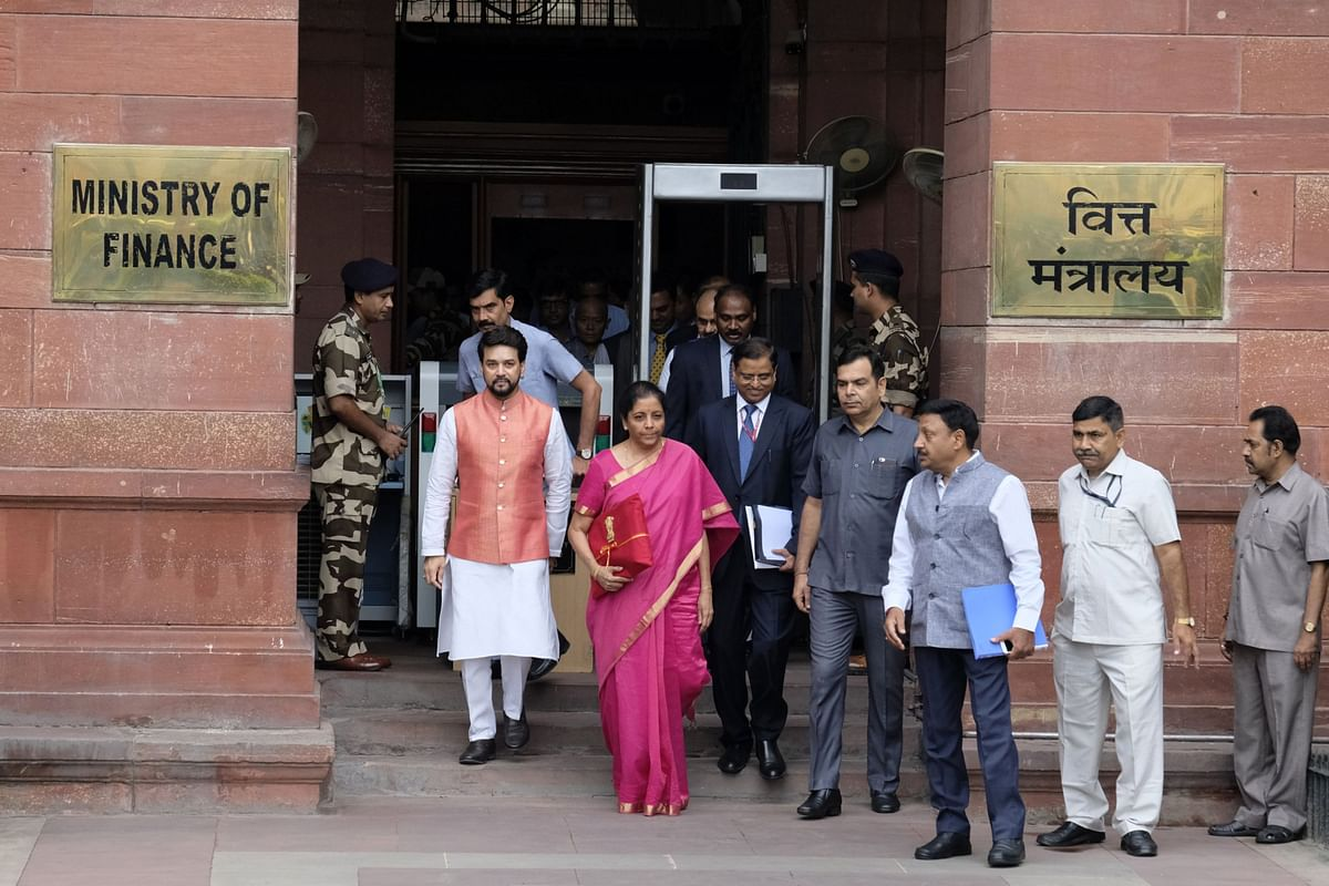India's Budget Target Breach Signals Further Blowout This Year