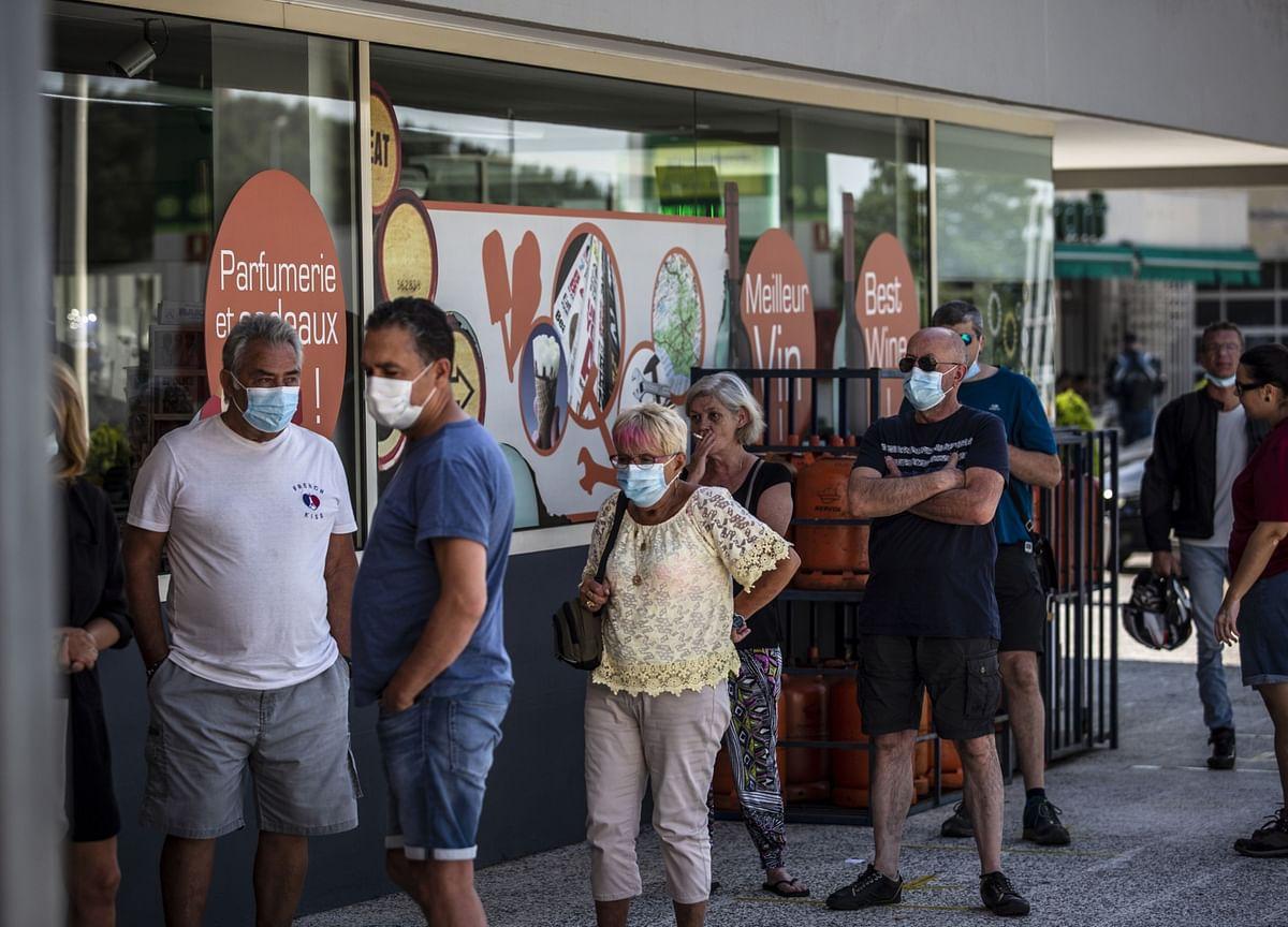U.S. Cases Rise 1.1%; Texas Surge 'Unacceptable': Virus Update