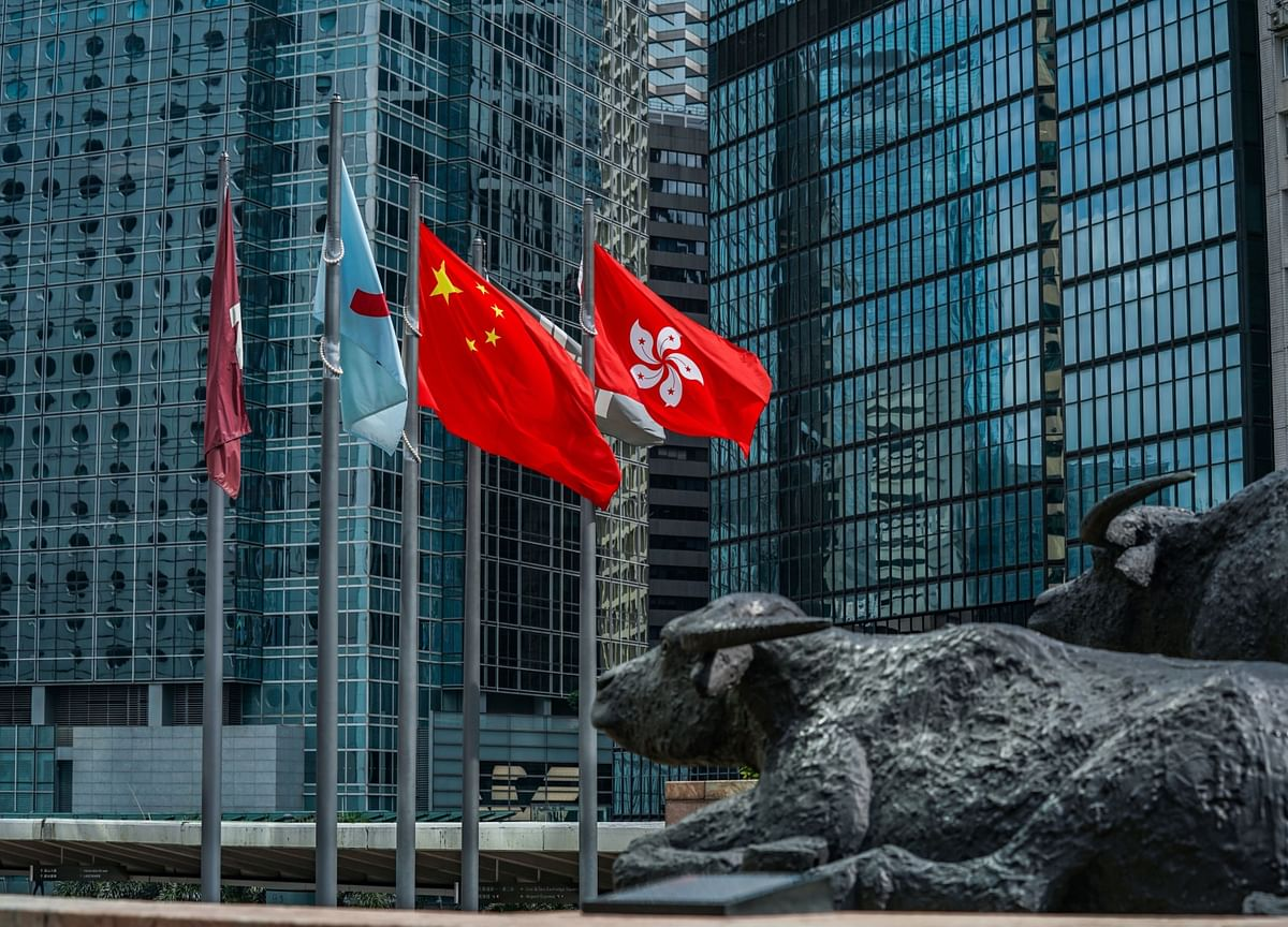 Hong Kong's Two British Banks Back Beijing in Security Law Fight