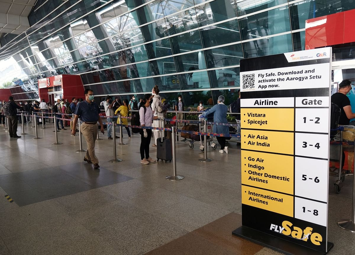 India Aviation Sector - Continued Recovery In Domestic Passenger Traffic Seen In August: ICRA