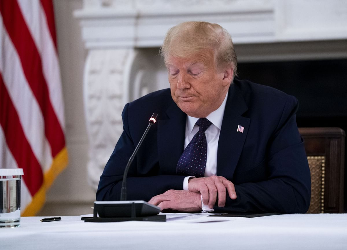 Trump's Slipping Polls Make GOP Holding Senate More Daunting
