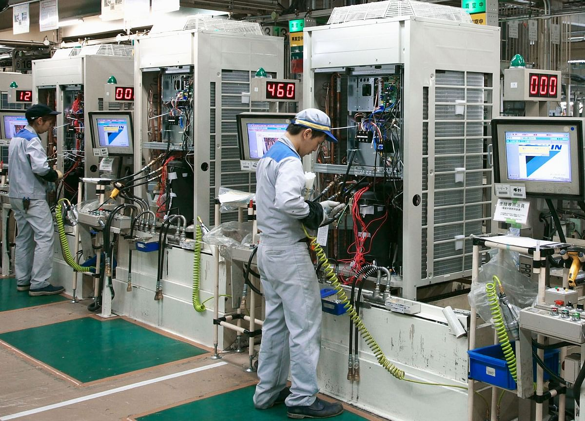 Coronavirus, Climate Change Boost Air Conditioner Giant in Japan