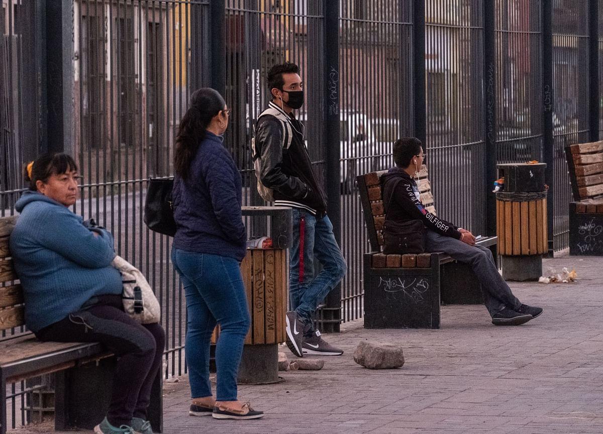 Twelve Million More Mexicans Out of Work After April Devastation