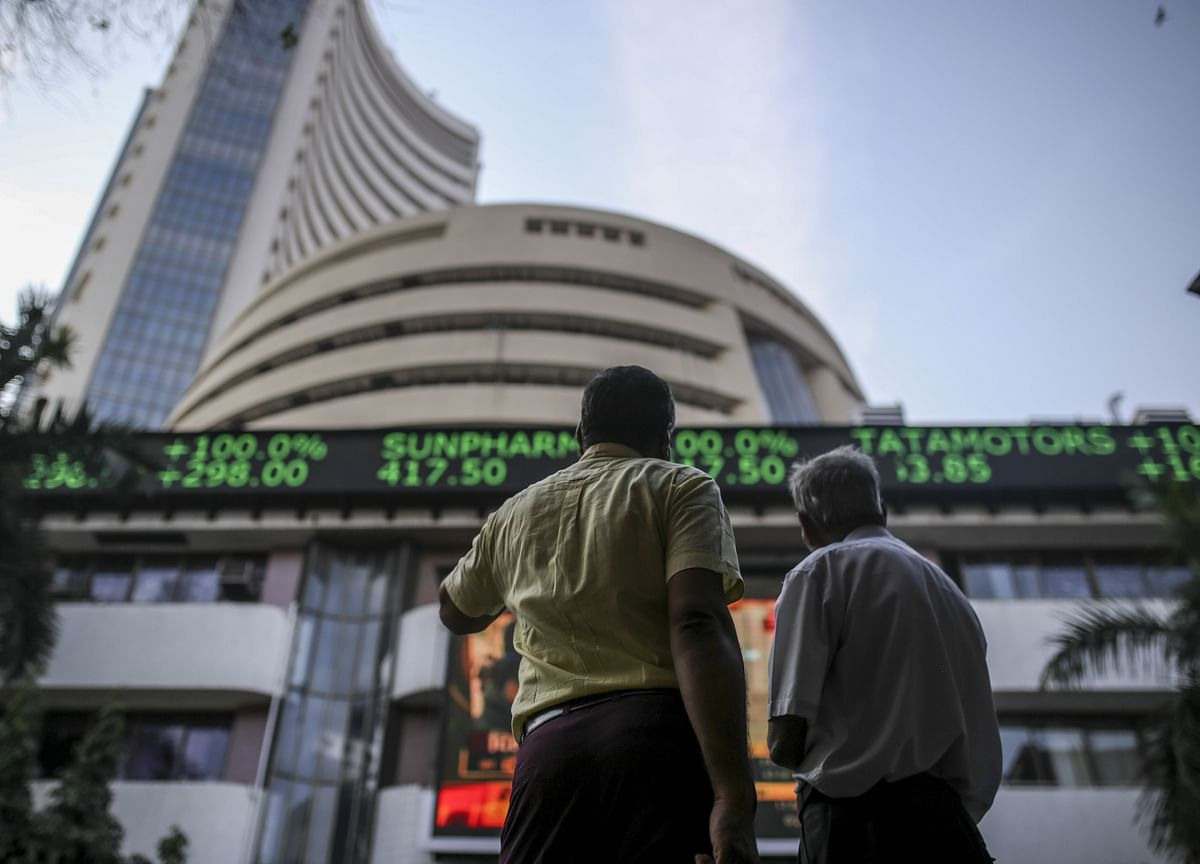 India Stocks Climb to Three-Month High on Economic Recovery Hope