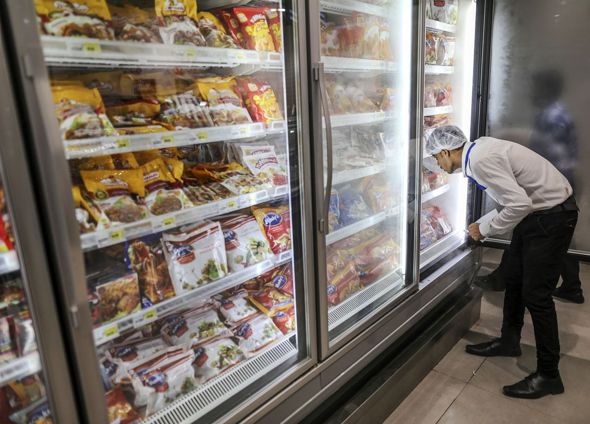 India Bets on Frozen Food Buyers Moving Away from China