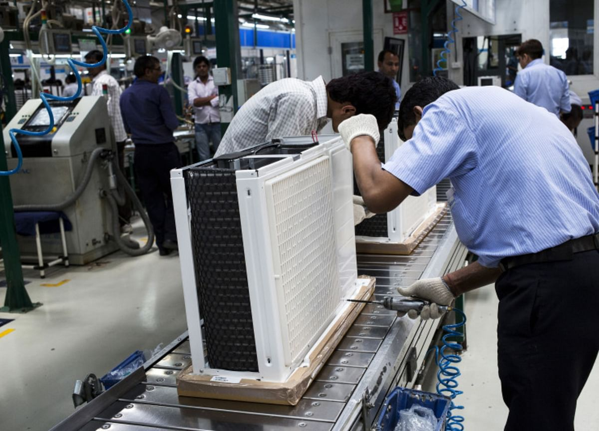 India's Plan To Curb Chinese Imports May Hurt Air-Conditioner Makers