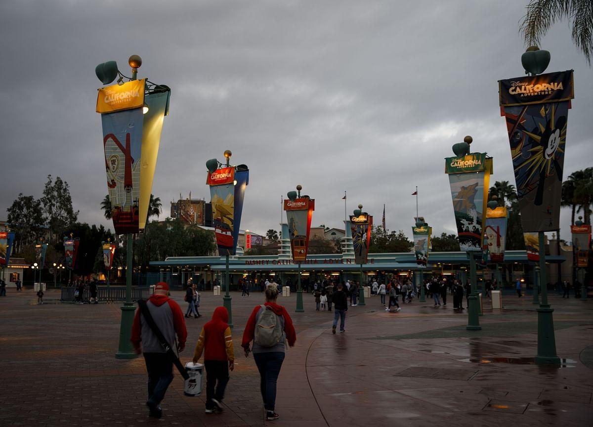 Disneyland's July Reopening Delayed Indefinitely in California
