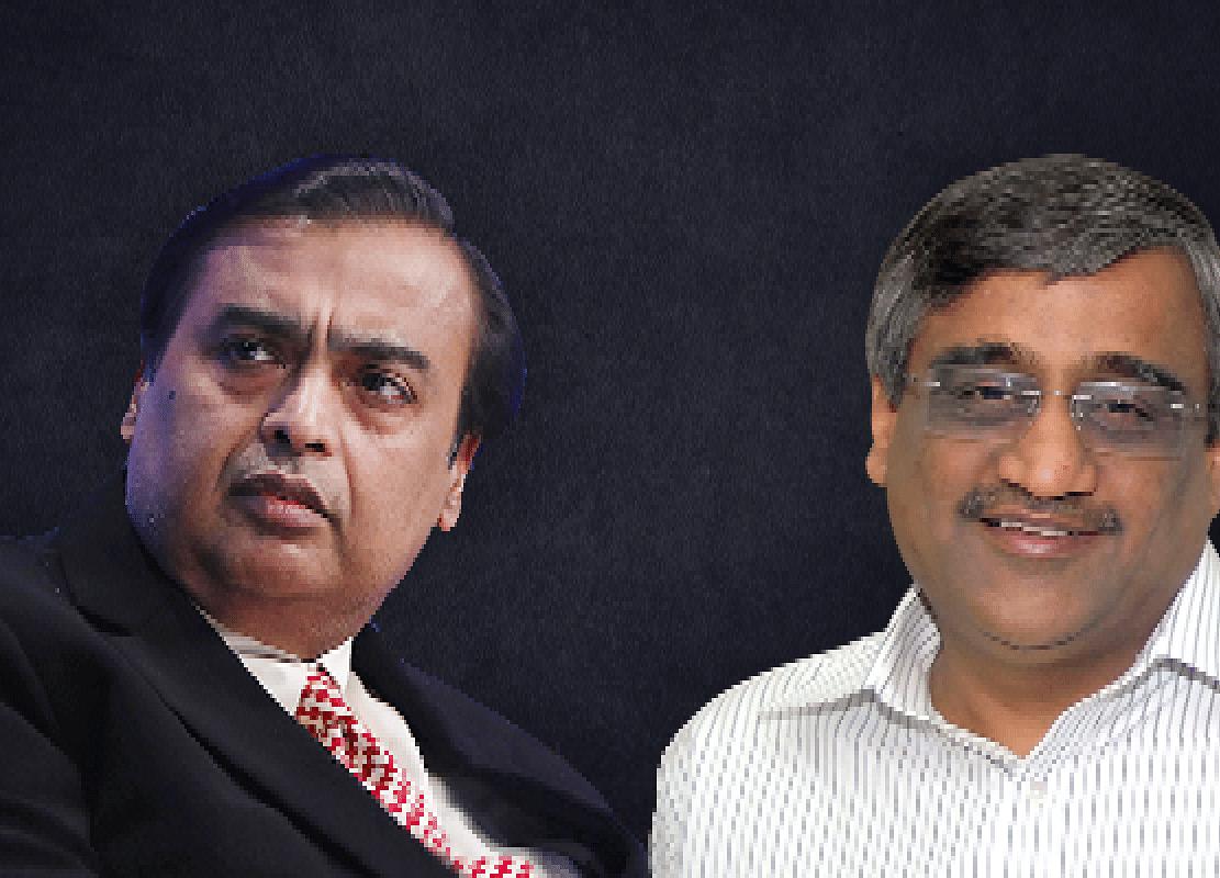 Ambani Nears Deal to Buy Stake in Amazon's India Partner