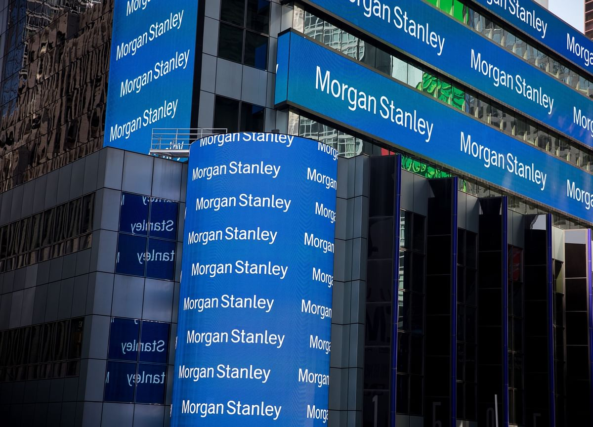 Morgan Stanley Joins Wall Street Gold Rush on Record Profit