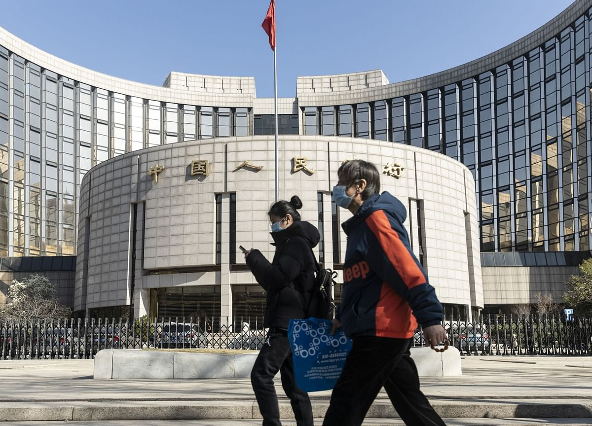China Signals Further Reserve Ratio Cut to Spur Bank Lending