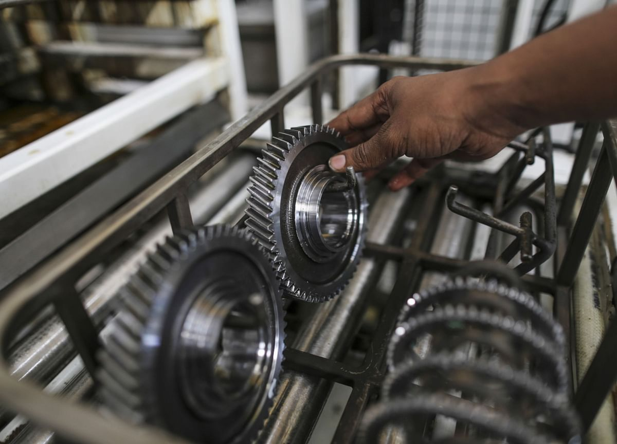 The Pandemic Hastens Automation Of Low-Paid Jobs For Auto Parts Suppliers