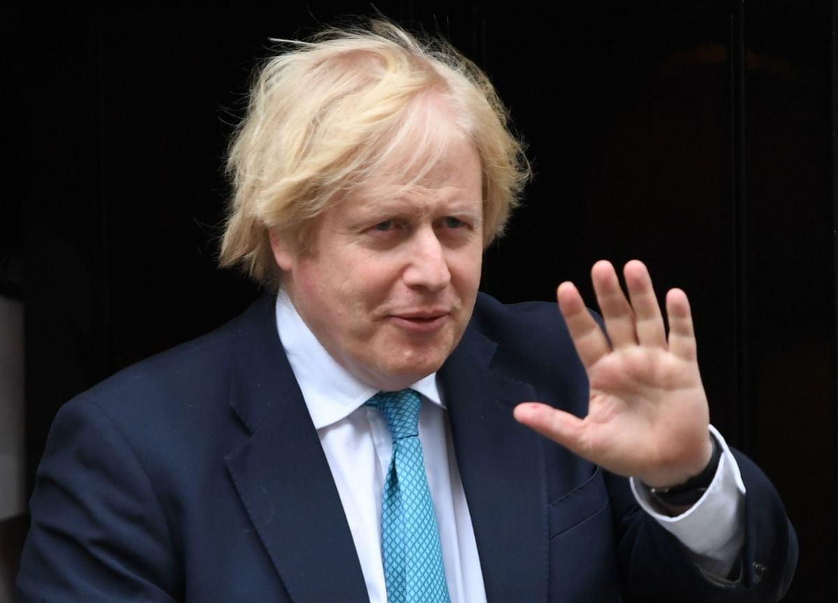 Johnson to Set Out Lockdown Easing Plans as Virus Cases Fall