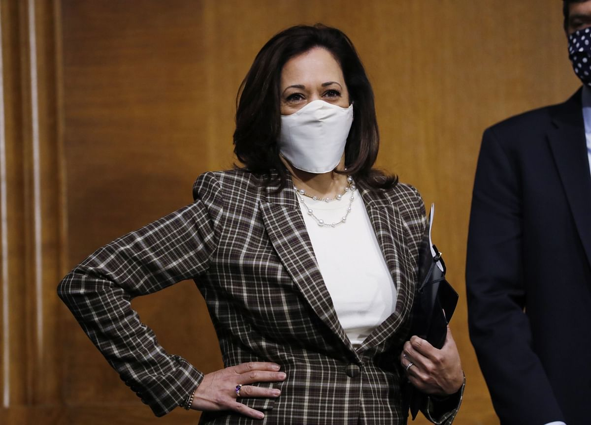 Kamala Harris Is on Strong Footing in Biden's Vice Presidential Search