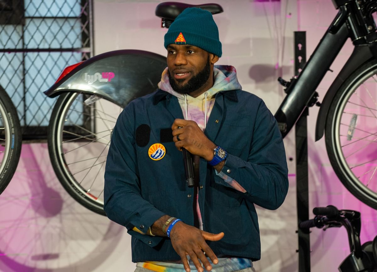 LeBron James Gets $100 Million Investment to Build Media Empire