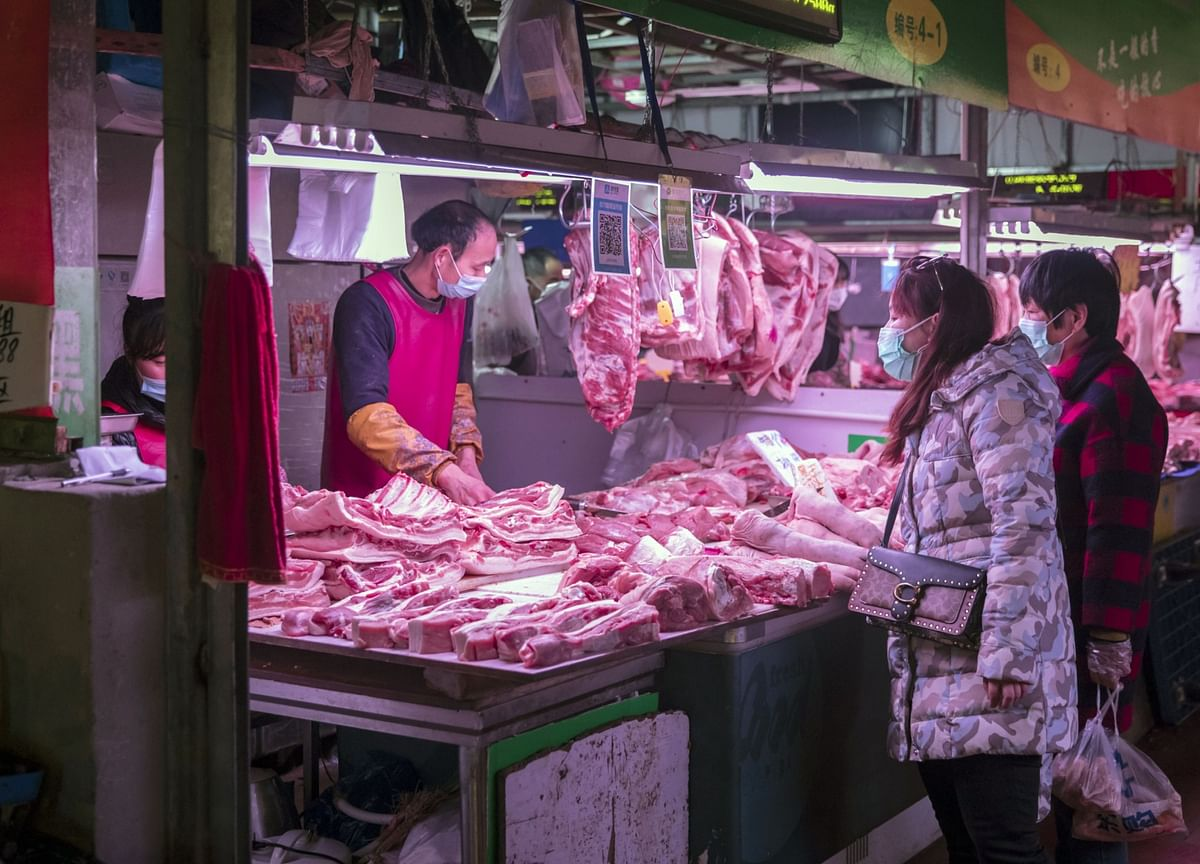 China Halts Meat Imports From More Plants Amid Virus Tumult