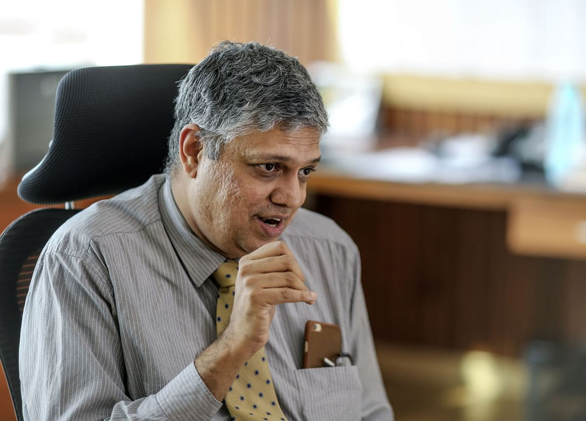 Investing Isn't Just About Buying, Says ICICI Prudential MF's S Naren