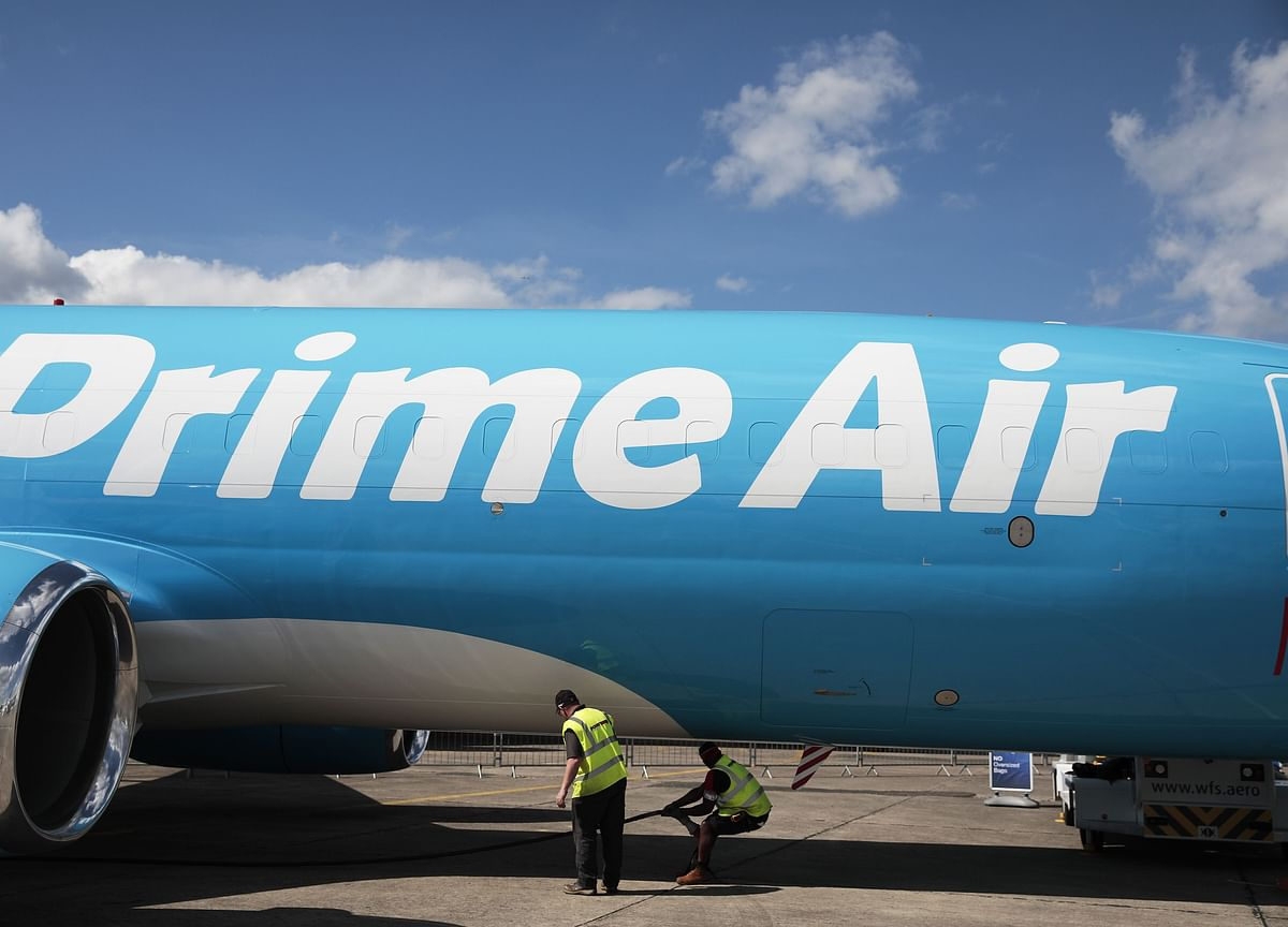 Amazon Dives Into Weak Aircraft Market, Leases 12 More Planes
