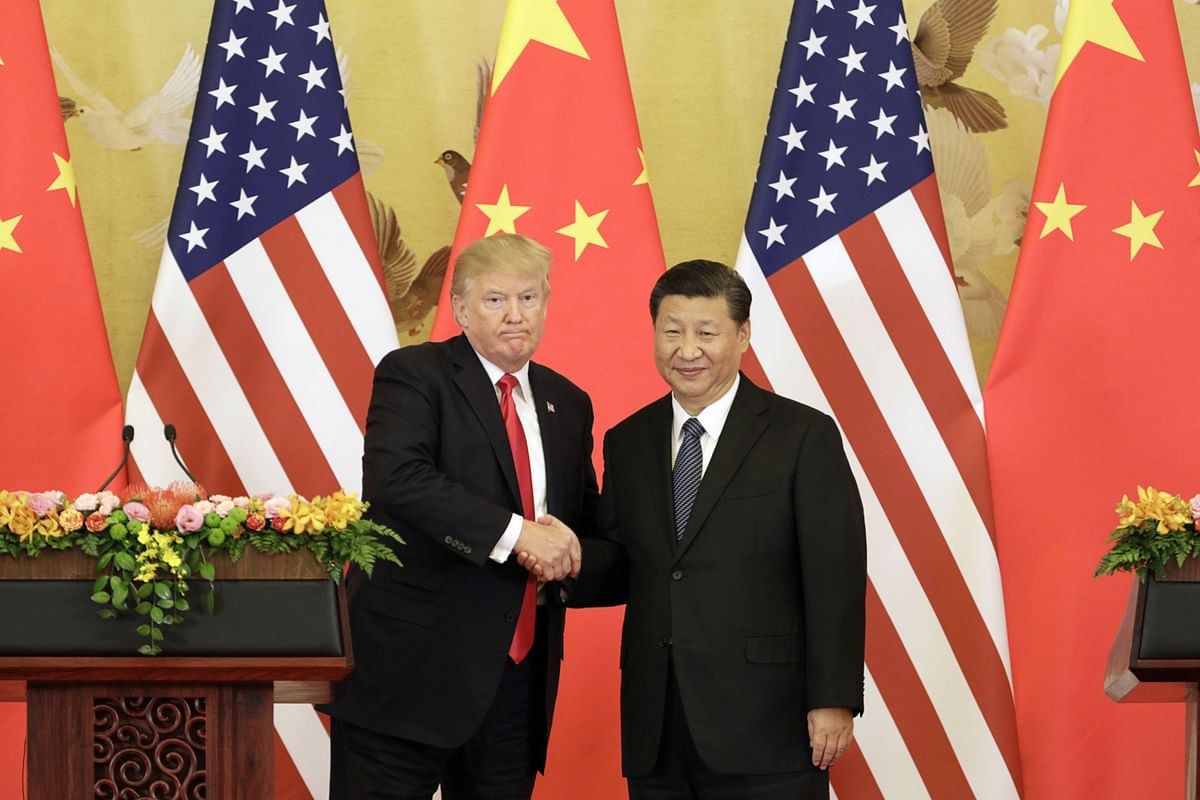 China Warms to Idea of Four More Years of Trump Presidency