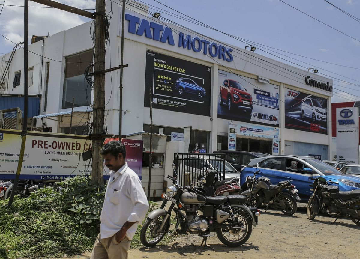 Tata Motors Q4 Results: Slump In Sales Causes Nearly Rs 10,000-Crore Loss